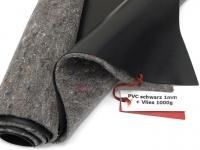 Sika Premium PVC Teichfolie 1,0mm schwarz incl. Teichvlies V1000