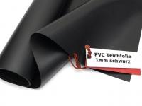Sika Premium PVC Teichfolie 1,0mm schwarz - Bestseller (PVC)